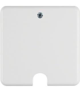 System połączeniowy Gniazdo przyłączeniowe kuchenki p/t, biały Berker 447709