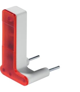 W.1 Wkładka LED do podłączenia kontrolnego, czerwony Berker 16773500