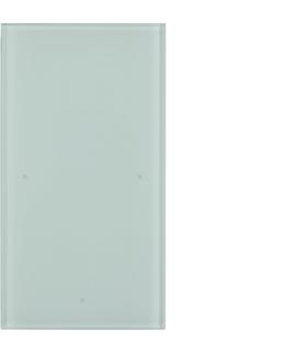 TS Sensor szklany dotykowy 1-krotny, konfigurowalny, szkło, biały Berker 169100