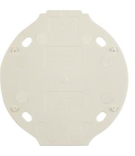 Serie 1930 Płytka denka samogasnąca 1-krotna, biały Berker 133119