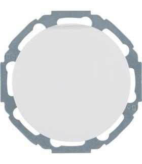 R.classic Gniazdo SCHUKO z pokrywą, samozaciski, biały, połysk Berker 47442089
