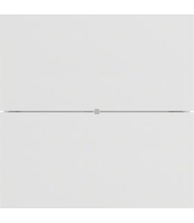 B.IQ Przycisk 2-krotny komfort,  biały