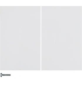 K.1 Przycisk 2-krotny do ściemniaczy przyciskowych i sterowników załączających Berker.Net, biały, połysk Berker 85142179