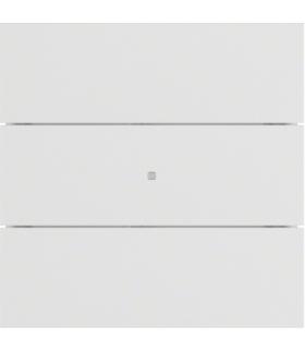 B.IQ Przycisk 3-krotny komfort,  biały