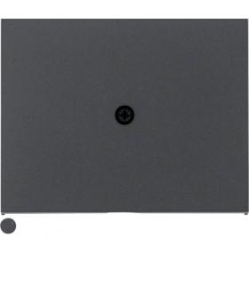 K.1 Płytka czołowa do przyłączy kablowych, antracyt mat, lakierowany Berker 10057006