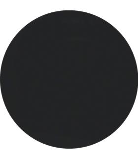 R.1/R.3 Płytka czołowa z pokrętłem do ściemniacza obrotowego, czarny, połysk Berker 11372045