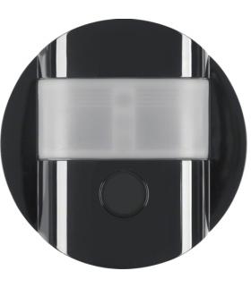R.x/Serie 1930/Glas KNX RF quicklink Nasadka czujnika ruchu komfort 2,2m Berker.Net, czarny, połysk Berker 85346131