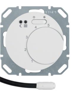 R.1/R.3 Reg. temp. podł. st. zw., el. centr., LED biały