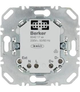 one.platform Mechanizm sterujący DALI / DSI Berker.Net, zaciski śrubowe Berker 85421700