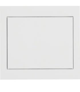 K.1 System przywoławczy Zasilacz 24V z ramką, biały połysk Berker 52047009