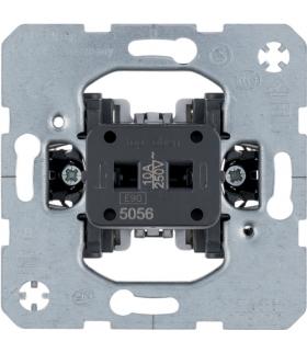 mechanizmy Łącznik klawiszowy przyciskowy do nasadki na kartę hotelową 10A Berker 5056