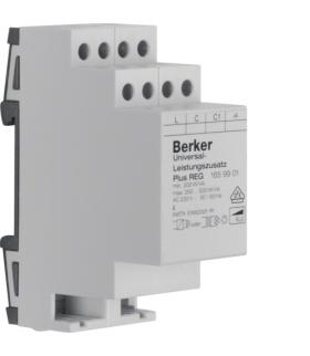 Akcesoria osprzęt Uniwersalne rozszerzenie mocy DMS, jasnoszary Berker 1659901