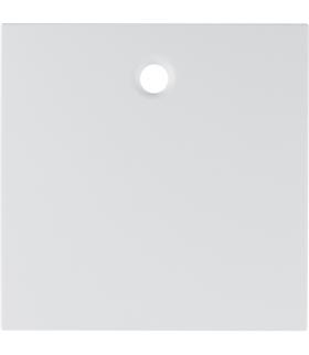 S.1/B.3/B.7 Płytka czołowa do łącznika cięgłowego, biały Berker 11461909