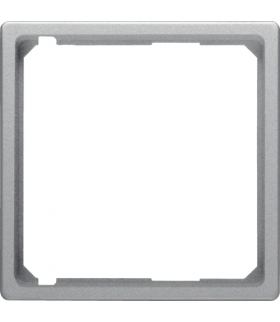 Q.x Pierścień oddzielający do płytki czołowej, alu aksamit, lakierowany Berker 11096084