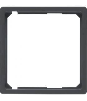 Q.x Pierścień oddzielający do płytki czołowej, antracyt, aksamit lakierowany Berker 11096086