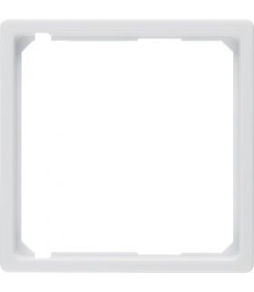 Q.x Pierścień oddzielający do płytki czołowej, biały, aksamit Berker 11096089