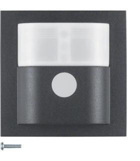 B.x/S.1 KNX RF quicklink Czujnik ruchu komfort 1,1m Berker.Net, antracyt, mat Berker 85345185
