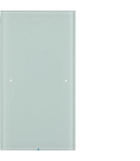 R.3 Sensor dotykowy 1-krotny,  szkło,  biały