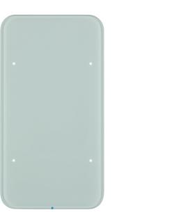 R.1 Sensor dotykowy 1-krotny,  szkło,  biały