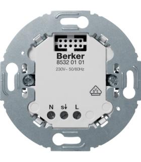 R.classic/Serie 1930/Glas Mechanizm rozszerzający do czujników ruchu, mechanizm Berker.Net, zaciski śrubowe Berker 85320101