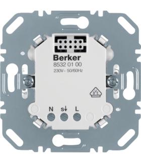 one.platform Mechanizm rozszerzający do czujników ruchu, mechanizm Berker.Net, zaciski śrubowe Berker 85320100