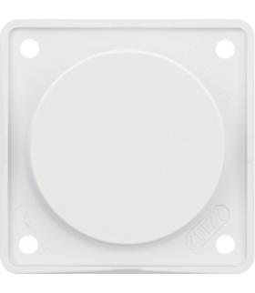 Integro Flow Zaślepka z płytką nośną, biały, połysk Berker 945162509