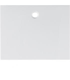 K.1 Płytka czołowa do łącznika cięgłowego, biały Berker 11477009