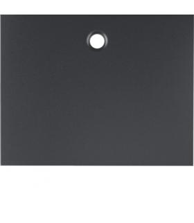 K.1 Płytka czołowa do łącznika cięgłowego, antracyt mat, lakierowany Berker 11477006