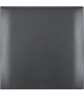 Integro Flow Ramka 1-krotna z pokrywą, antracyt, mat Berker 918282505