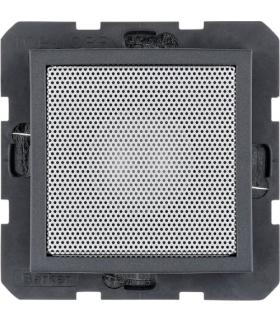 B.x/S.1 Głośnik, antracyt mat Berker 28821606