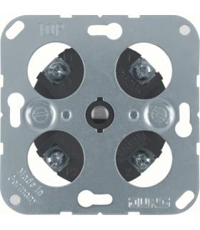 one.platform Mechaniczny łącznik czasowy, 2-biegunowy, 0-120 min, mechanizm, zaciski śrubowe Berker 2041