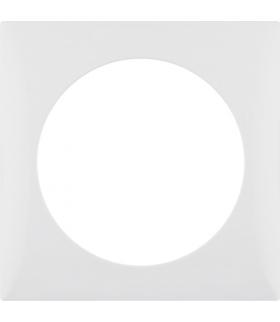 Integro Flow Ramka 1-krotna, biały, połysk Berker 918272509