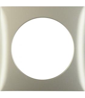 Integro Flow Ramka 1-krotna, stal szlachetna, lakierowany Berker 918272524