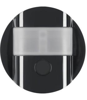 R.x/Serie 1930/Glas Nasadka IR czujnika ruchu komfort 2,2m Berker.Net, czarny, połysk Berker 85342231