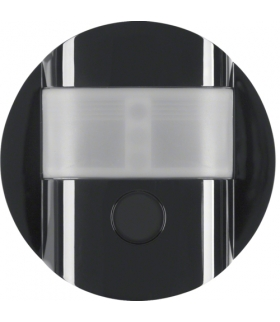 R.x/Serie 1930/Glas Nasadka czujnika ruchu 2,2m Berker.Net, czarny, połysk Berker 85342131