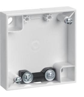 Integro Flow Puszka natynkowa 1-krotna płaska, biały, połysk Berker 911522559