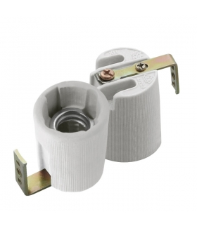 HLDR-E14-F Oprawka ceramiczna Kanlux 02173