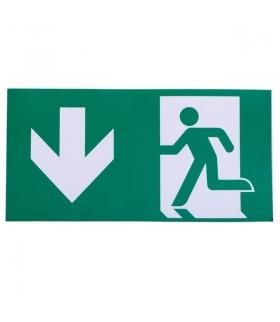 EXIT PICTO-DOWN1-N Znak ewakuacyjny Kanlux 24682