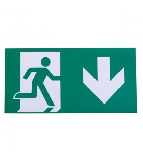EXIT PICTO-DOWN2-N Znak ewakuacyjny Kanlux 24683