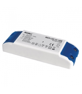RICO LED 10-18W Zasilacz elektroniczny LED Kanlux 07302