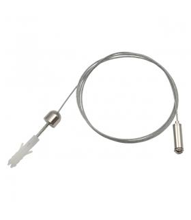 ROPE-NT 150 SINGLE Uniwersalna linka stalowa  do zwieszania opraw oświetleniowych Kanlux 07871