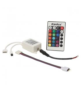 CONTROLLER RGB-IR20 Kontroler do liniowych modułów LED RGB Kanlux 18960