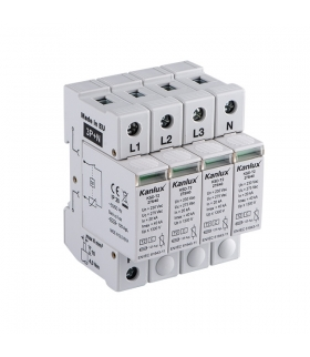 KSD-T2 275/160 3P+N Ogranicznik przepięć Kanlux 23133