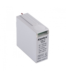 KSD-T2 275/40 Ogranicznik przepięć KSD Kanlux 23131