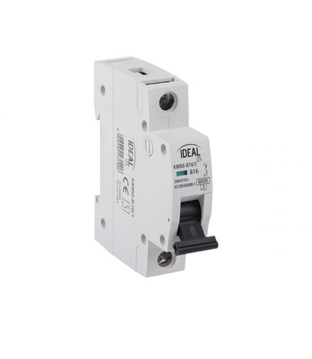 KMB6-C4/1 Wyłącznik nadmiarowo-prądowy Kanlux 23161