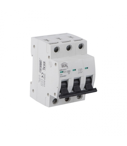 KMB6-C25/3 Wyłącznik nadmiarowo-prądowy Kanlux 23148