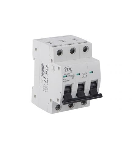 KMB6-C63/3 Wyłącznik nadmiarowo-prądowy Kanlux 23166