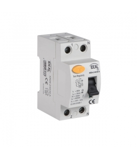 KRD6-2/40/30-A Wyłącznik różnicowo-prądowy Kanlux 23189