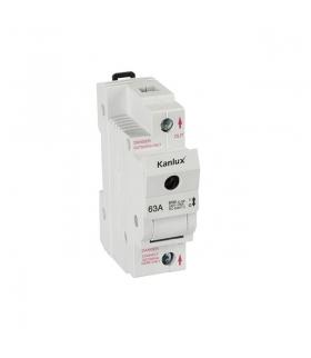 KSF02-63-1P Rozłącznik bezpiecznikowy Kanlux 23341