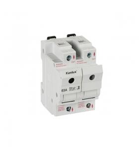 KSF02-63-1P+N Rozłącznik bezpiecznikowy Kanlux 23342